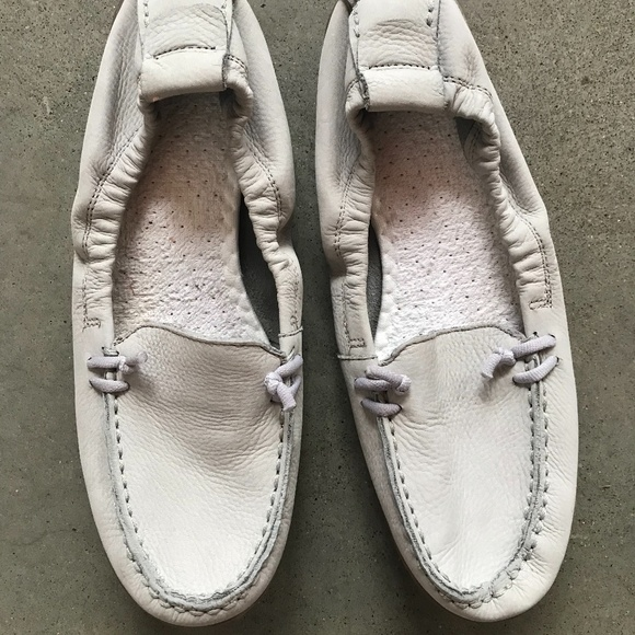 Hush Puppies - Grey Loafers - Sz 9